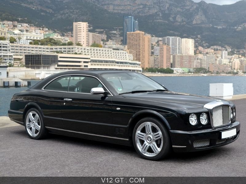 bentley brooklands vendu 2009 petites annonces. Black Bedroom Furniture Sets. Home Design Ideas
