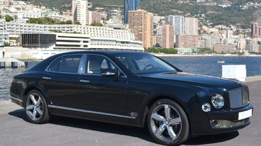 BENTLEY Mulsanne Speed - VENDU 2016 -