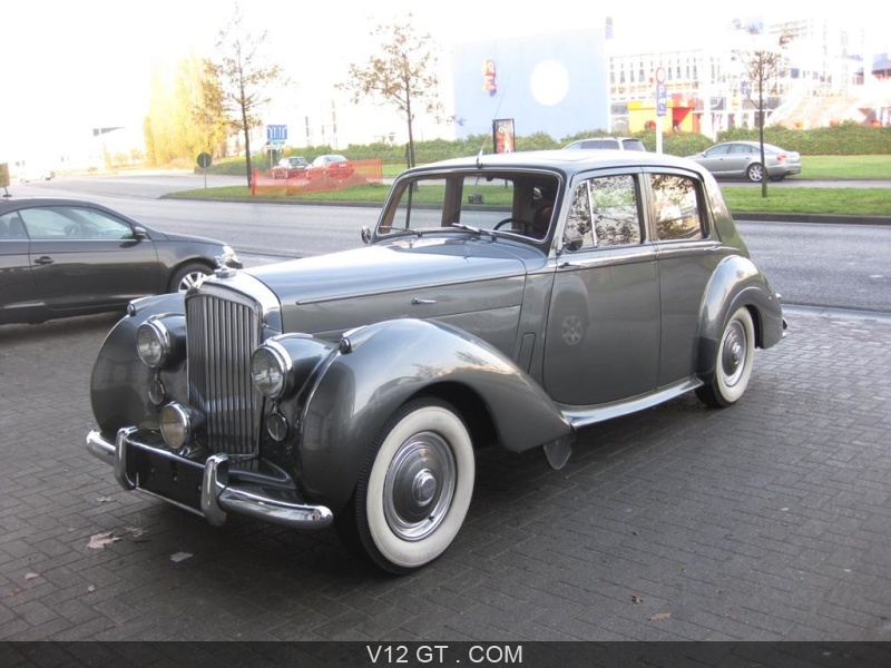 bentley type r saloon vendu 1954 petites annonces. Black Bedroom Furniture Sets. Home Design Ideas
