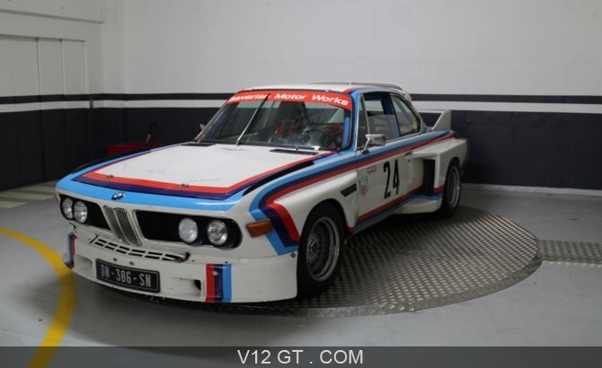bmw 3 0 csl gp v vendu 1972 petites annonces gratuites. Black Bedroom Furniture Sets. Home Design Ideas