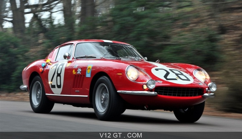 ferrari 275 gtb c vendu 1966 petites annonces. Black Bedroom Furniture Sets. Home Design Ideas