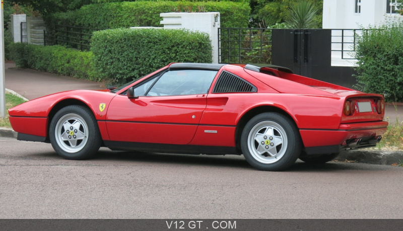 ferrari 328 gts 1989 petites annonces gratuites avec. Black Bedroom Furniture Sets. Home Design Ideas