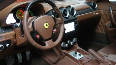 FERRARI 612 One to One - VENDU 2009 -