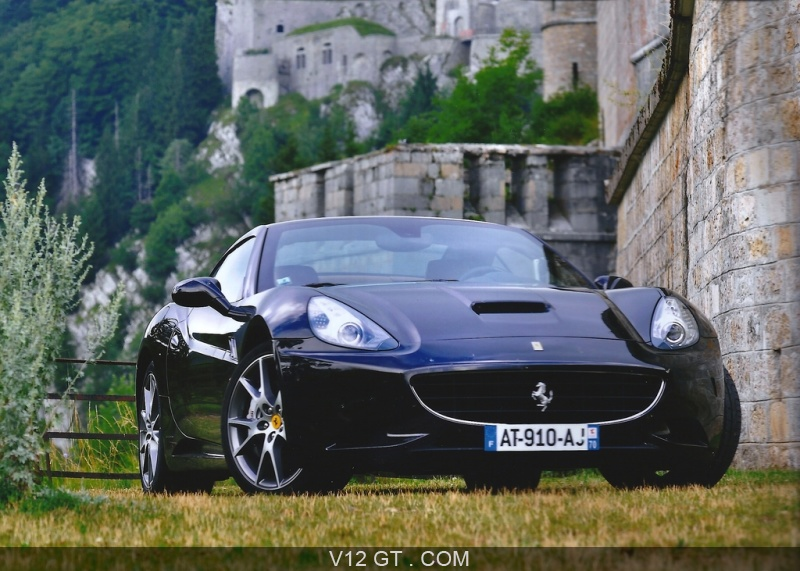 ferrari california 2009 petites annonces gratuites avec. Black Bedroom Furniture Sets. Home Design Ideas