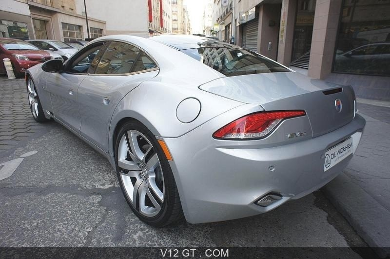 fisker karma vendu 2012 petites annonces gratuites. Black Bedroom Furniture Sets. Home Design Ideas