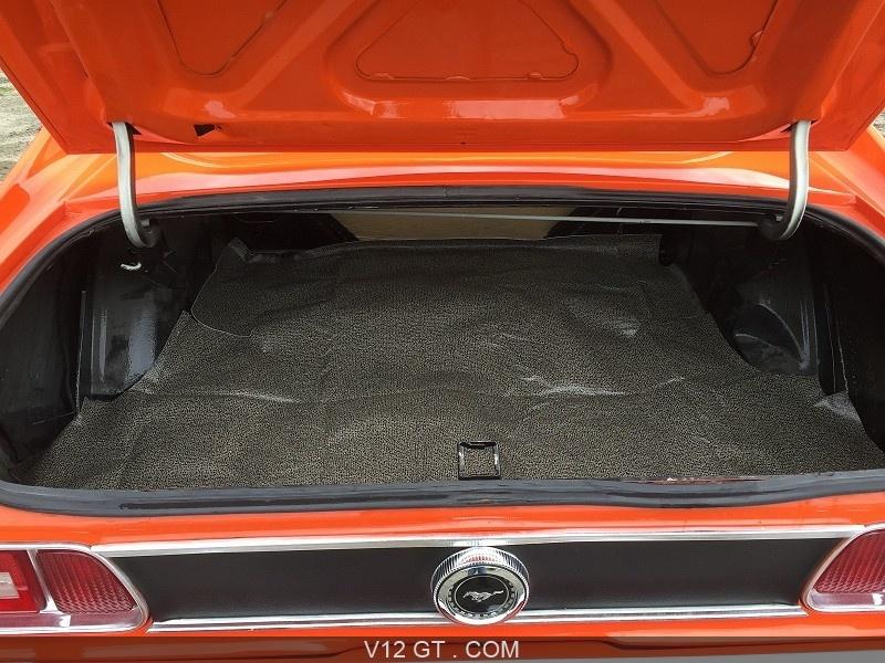ford mustang 1973 petites annonces gratuites avec photo pour acheter ou vendre votre voiture. Black Bedroom Furniture Sets. Home Design Ideas