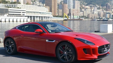 JAGUAR F-Type V6 S 2016 -