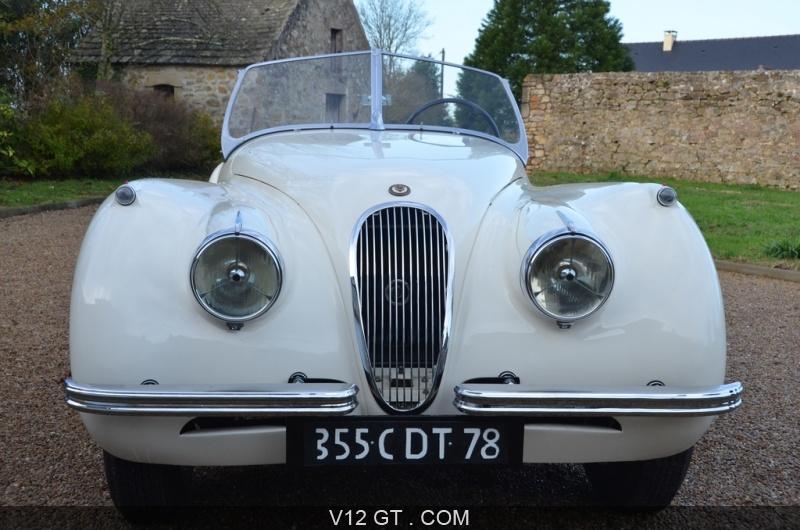 jaguar xk120 1954 petites annonces gratuites avec photo pour acheter ou vendre votre voiture. Black Bedroom Furniture Sets. Home Design Ideas