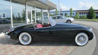 jaguar xk150 roadster vendu 1958 petites annonces. Black Bedroom Furniture Sets. Home Design Ideas