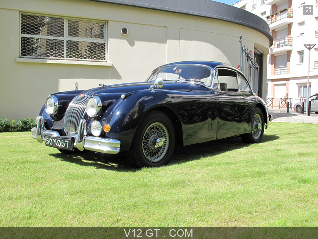 jaguar xk150 vendu 1959 petites annonces gratuites. Black Bedroom Furniture Sets. Home Design Ideas