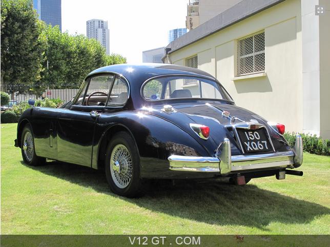 Jaguar xk150 vendu 1959 petites annonces gratuites for Ou acheter un rehausseur voiture