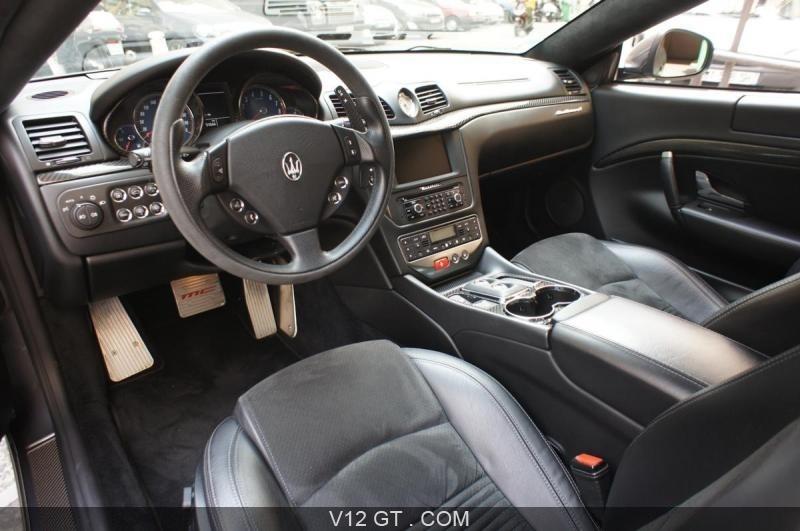 Maserati gt mc sportline vendu 2010 petites annonces for Ou acheter siege auto