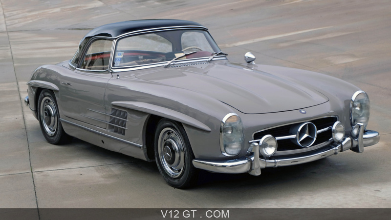 mercedes benz 300 sl 1962 petites annonces gratuites. Black Bedroom Furniture Sets. Home Design Ideas