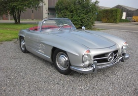 MERCEDES BENZ 300 SL Roadster 1958