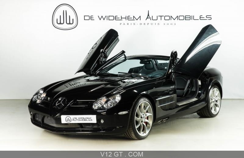 mercedes benz mclaren slr roadster 2008 petites annonces gratuites avec photo pour acheter ou. Black Bedroom Furniture Sets. Home Design Ideas