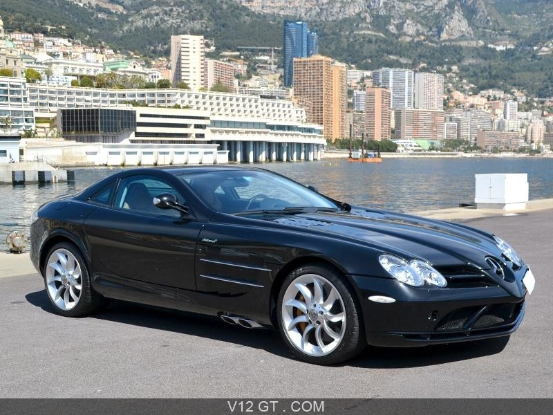 mercedes benz mclaren slr vendu 2008 petites annonces. Black Bedroom Furniture Sets. Home Design Ideas