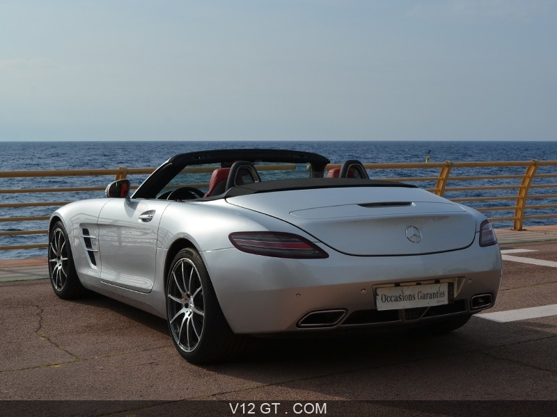 mercedes benz sls amg vendu 2012 petites annonces. Black Bedroom Furniture Sets. Home Design Ideas