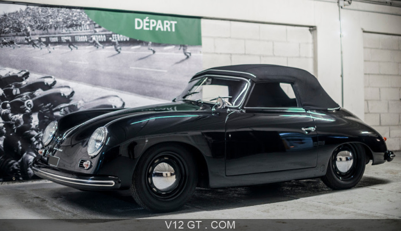 porsche 356 pr a vendu 1954 petites annonces. Black Bedroom Furniture Sets. Home Design Ideas