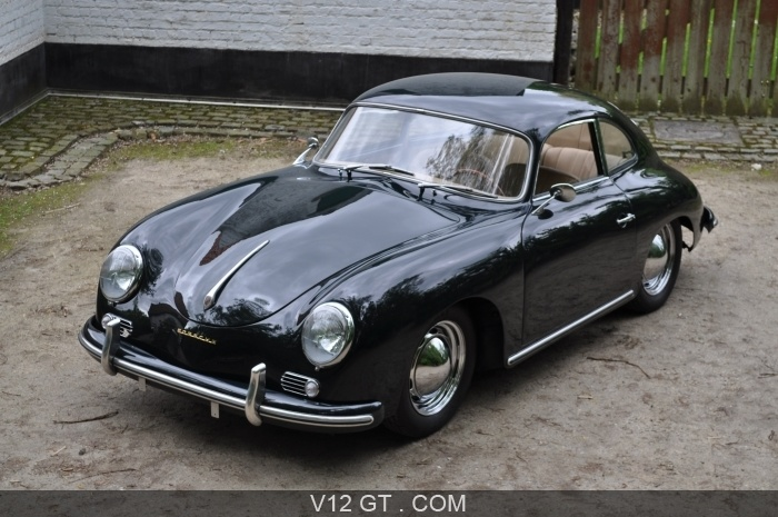 porsche 356a 1600s vendu 1960 petites annonces. Black Bedroom Furniture Sets. Home Design Ideas