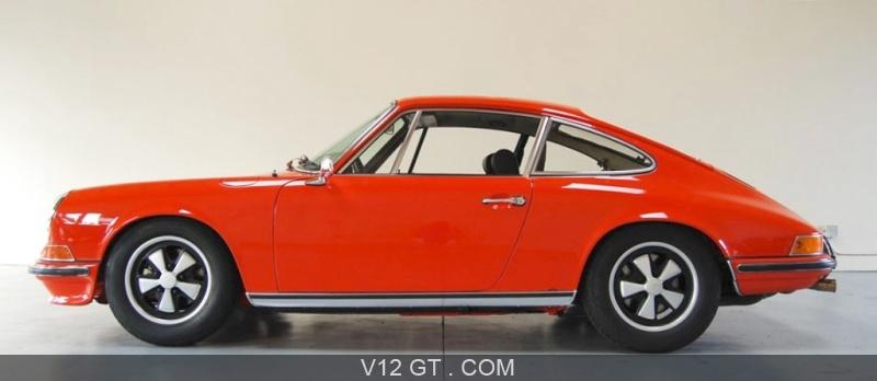 porsche 911 e 1969 petites annonces gratuites avec photo pour acheter ou vendre votre voiture. Black Bedroom Furniture Sets. Home Design Ideas