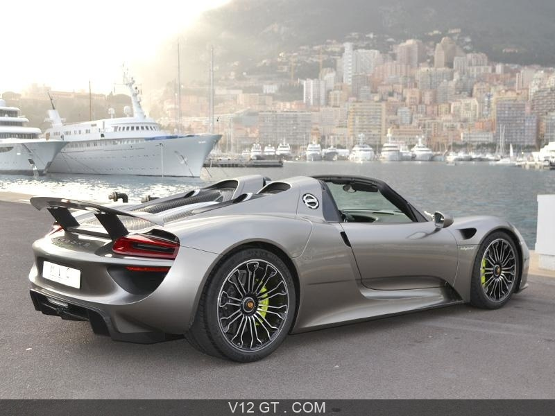 porsche 918 spyder vendu 2015 petites annonces. Black Bedroom Furniture Sets. Home Design Ideas