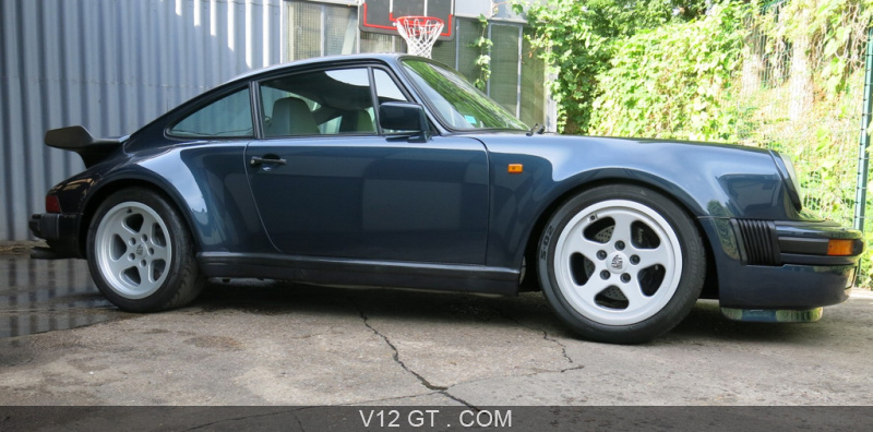 porsche 930 turbo ruf 1984 petites annonces gratuites. Black Bedroom Furniture Sets. Home Design Ideas