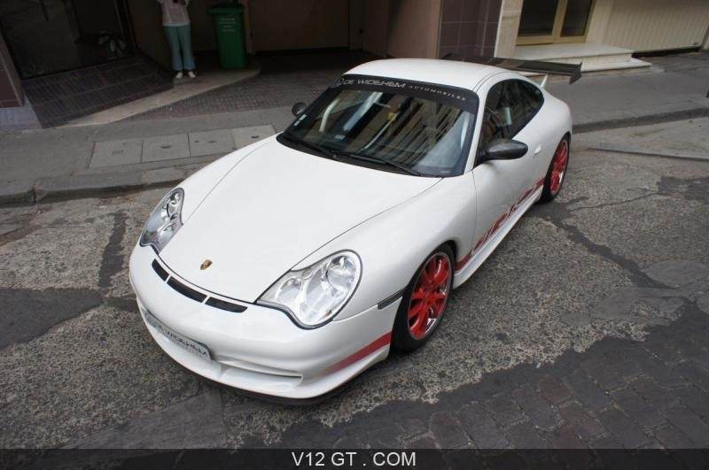 porsche 996 gt3 rs vendu 2003 petites annonces. Black Bedroom Furniture Sets. Home Design Ideas