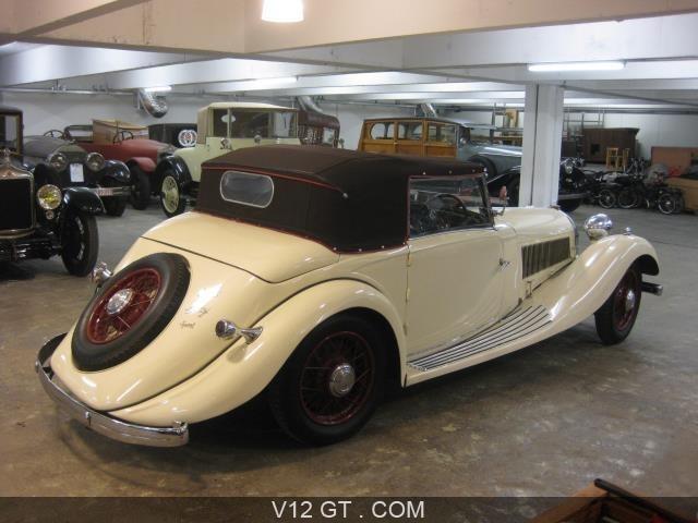 Talbot lago t120 baby sport 1935 petites annonces for Ou acheter un rehausseur voiture