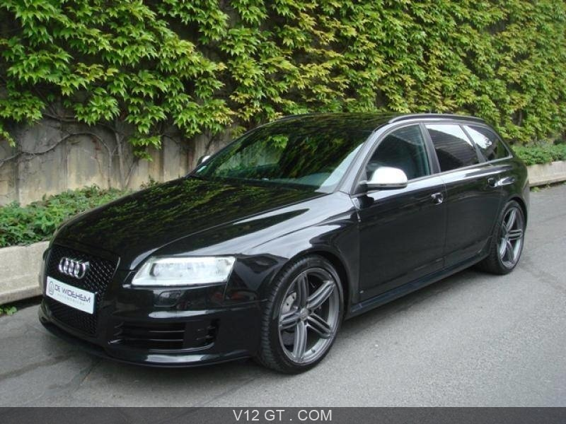 audi rs6 avant vendu 2008 petites annonces gratuites. Black Bedroom Furniture Sets. Home Design Ideas
