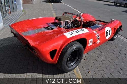 Autre Marque Lola T70 Sl70 1 Spyder 1965 Petites