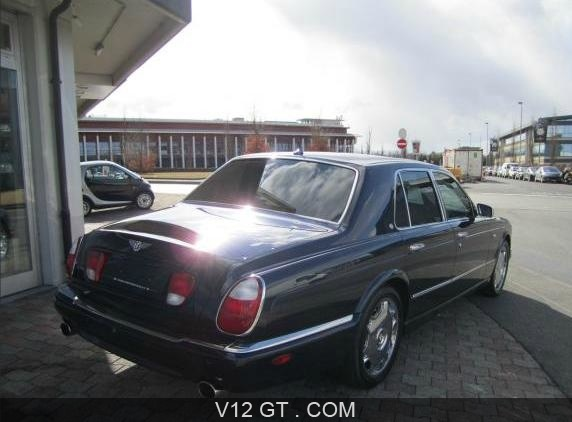 bentley arnage t vendu 2010 petites annonces gratuites. Black Bedroom Furniture Sets. Home Design Ideas