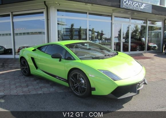 lamborghini gallardo lp570 4 vendu 2011 petites. Black Bedroom Furniture Sets. Home Design Ideas