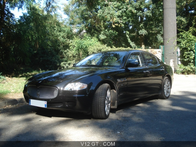 maserati quattroporte 2006 petites annonces gratuites. Black Bedroom Furniture Sets. Home Design Ideas
