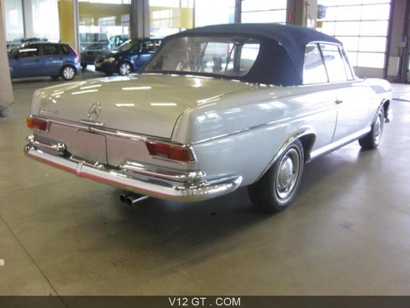 mercedes benz 300 se cabriolet vendu 1964 petites annonces gratuites avec photo pour acheter. Black Bedroom Furniture Sets. Home Design Ideas