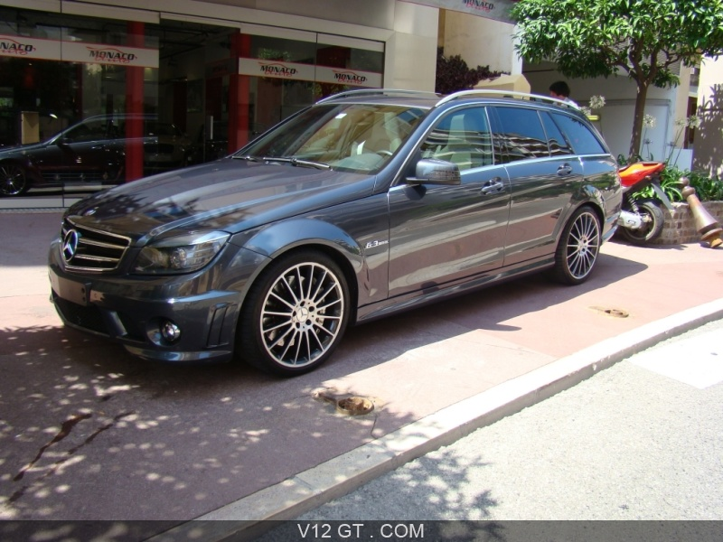 mercedes benz c63 amg vendu 2008 petites annonces. Black Bedroom Furniture Sets. Home Design Ideas