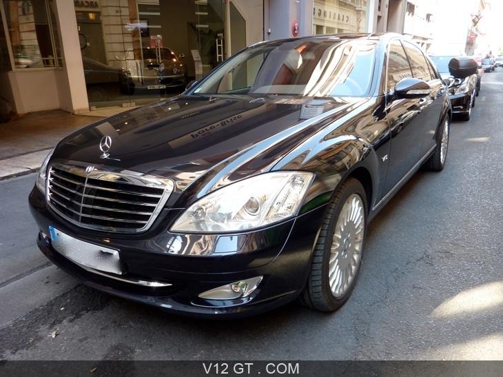 Mercedes benz classe s600 l vendu 2006 petites for Prestige mercedes benz paramus