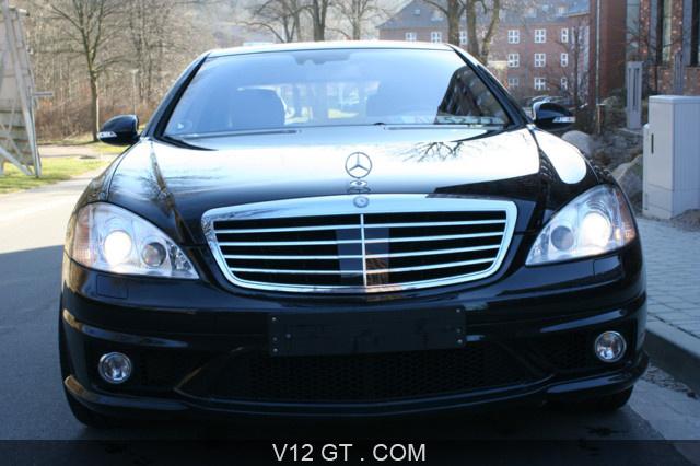 Mercedes benz s 63 amg vendu 2006 petites annonces for Prestige mercedes benz paramus