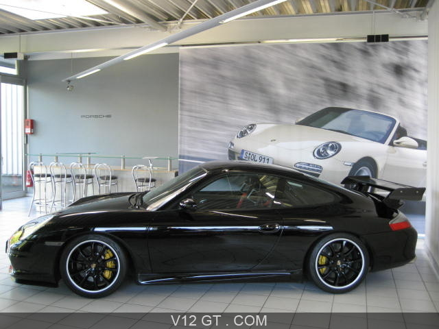 Porsche 996 gt3 vendu 2003 petites annonces gratuites for Interieur 996