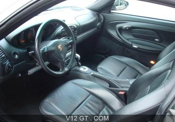 Porsche 996 turbo 2000 petites annonces gratuites avec for Porsche 996 interieur