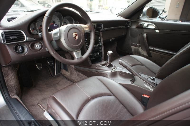 Porsche 997 carrera s vendu 2009 petites annonces for Interieur 997
