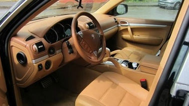 porsche cayenne s 2008 petites annonces gratuites avec. Black Bedroom Furniture Sets. Home Design Ideas