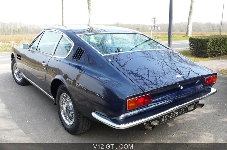 1968 aston martin dbs vantage related infomation specifications weili automotive network. Black Bedroom Furniture Sets. Home Design Ideas