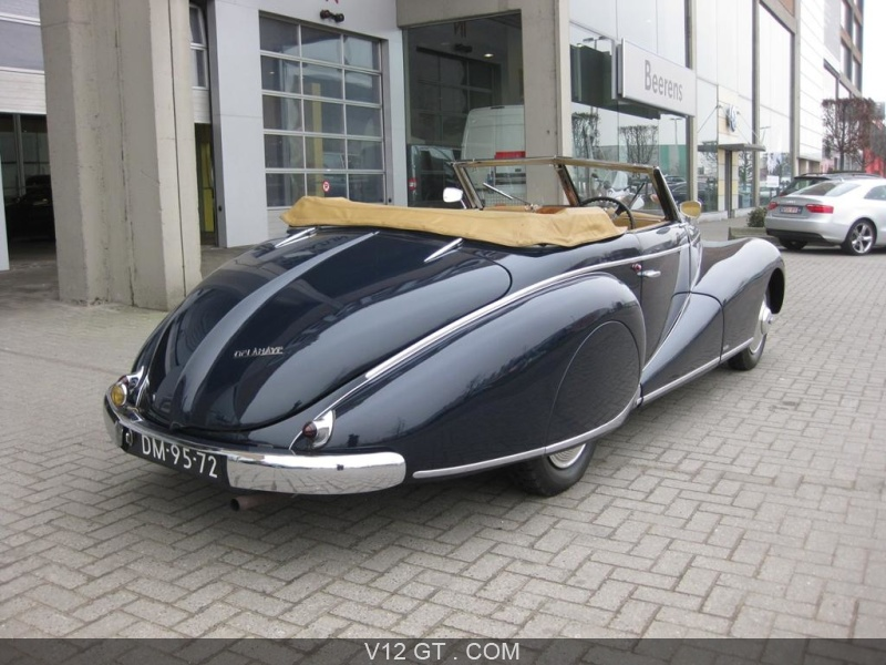 delahaye 135 m vendu 1949 petites annonces gratuites. Black Bedroom Furniture Sets. Home Design Ideas