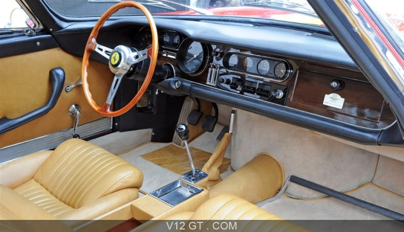 ferrari 275 gtb 2 vendu 1965 petites annonces. Black Bedroom Furniture Sets. Home Design Ideas