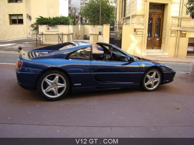 ferrari 355 gts vendu 1998 petites annonces gratuites. Black Bedroom Furniture Sets. Home Design Ideas