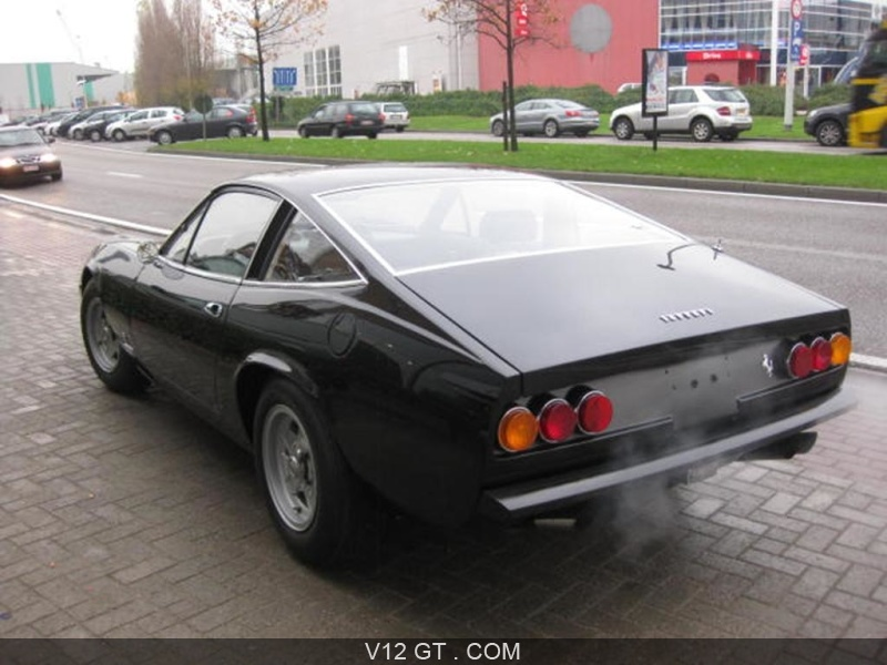 ferrari 365 gtc 4 vendu 1973 petites annonces. Black Bedroom Furniture Sets. Home Design Ideas