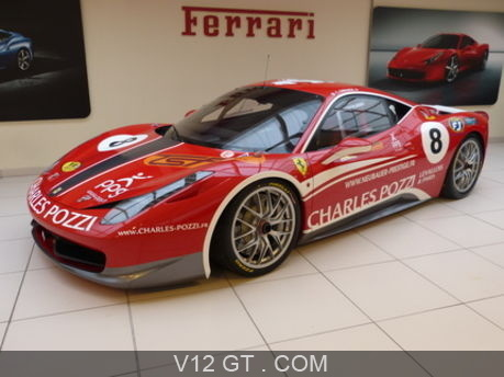 ferrari 458 challenge 2012 petites annonces gratuites. Black Bedroom Furniture Sets. Home Design Ideas