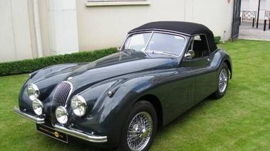 jaguar xk120 dhc vendu 1953 petites annonces gratuites avec photo pour acheter ou vendre. Black Bedroom Furniture Sets. Home Design Ideas