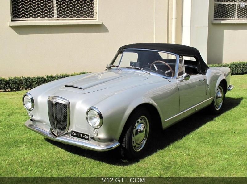 Lancia aurelia b24s vendu 1958 petites annonces for Ou acheter un rehausseur voiture