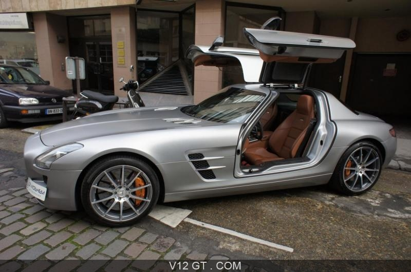 mercedes benz sls amg vendu 2011 petites annonces. Black Bedroom Furniture Sets. Home Design Ideas